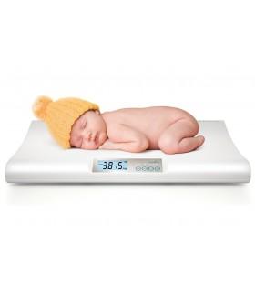 Bascula digital para bebés Nuvita
