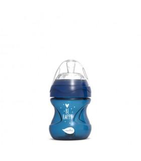 Biberón color 150 ml anticólico Nuvita