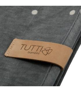 Jersey blanket Tutti Bambini